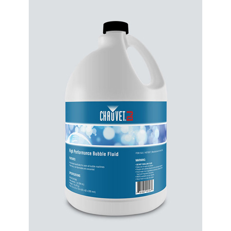 Chauvet BJU  Bubble Fluid - Gallon