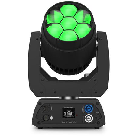 Chauvet ROGUER1BW Rogue R1 BeamWash 40 Watt 7-RGBW LED Light with Compact Moving Head