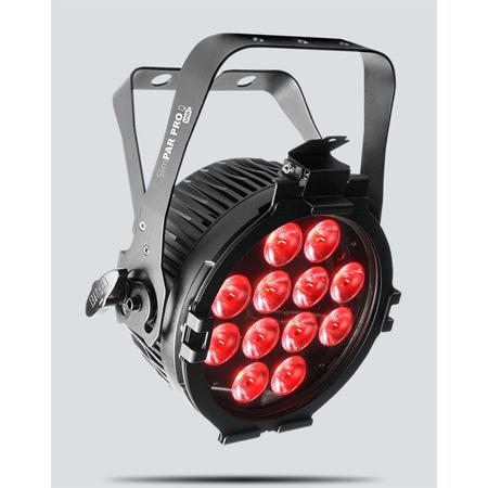 Chauvet DJ SlimPAR Pro Q USB Wireless DMX RGBA LED Wash Light