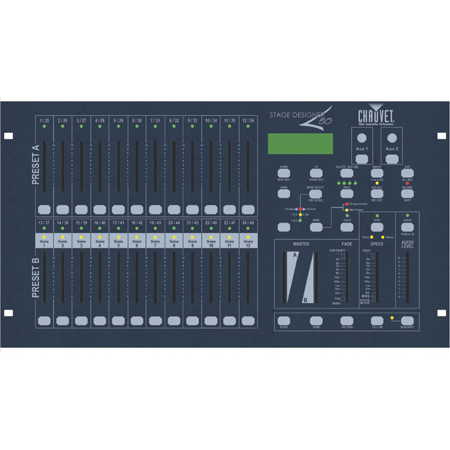 Chauvet Stage Designer 50 Theater-Style DMX Controller