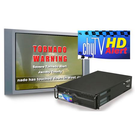 ChyTV ChyTV HD Alert Remotely Automated Alert System