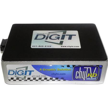 ChyTV HD-Mini - High Definition Graphic Solution