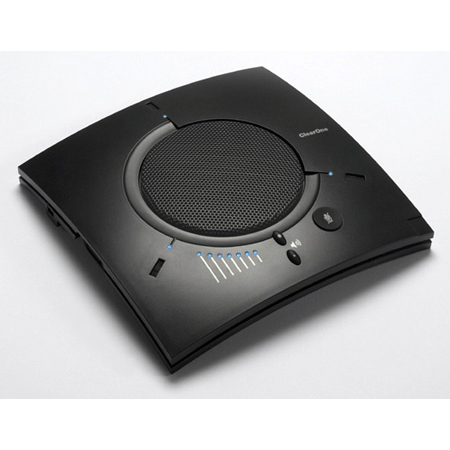 ClearOne CHAT 170 Optimized for Microsoft Lync - Includes CHAT 170 Personal/Group Speakerphone & USB Cable