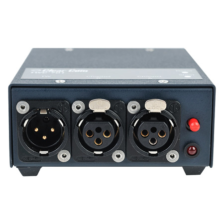Clear-Com TWC-701 TW Adaptor Module: Two-channel/three-pin XLR Adapter