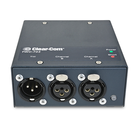 Clear-Com TWC-703 Encore Intercom System Clear-Com to TW Cable Adapter