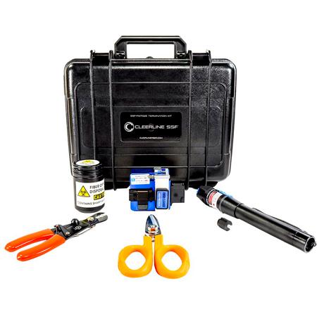 Cleerline SSF-FKIT02E Fiber Optic Basic Termination Kit