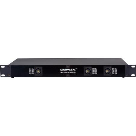 Camplex CMX-1RM-MTPQUAD OpticalCON MTP NO12FDW-A to (3) SM QUAD NO4FDW-A