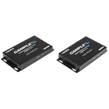 Camplex CMX-FMCH001 4K/2K HDMI 2.0 Over Fiber 18Gbps HDCP 2.2 with RS-232 Extender