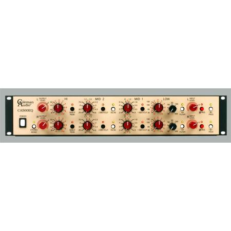 Coleman Audio CA500EQ 4-Band Equalizer