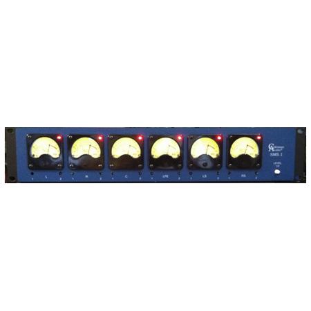 Coleman Audio SMP5.1 Surround VU Meter System w/ Peak LED Indicator