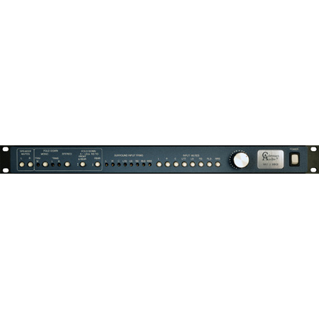 Coleman Audio SR7.1 MKII Surround Level Control