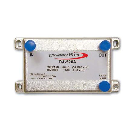 Channel Plus 20dB Bi-Directional Amplifier