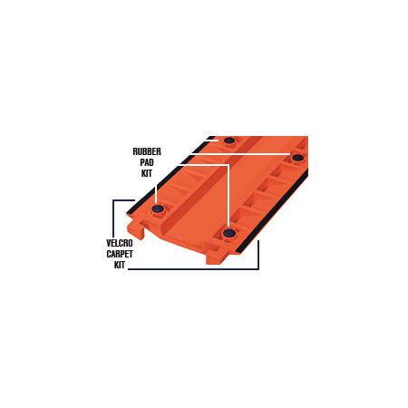 Checkers CPRPKIT.75-18 Antislip Rubber Pad Kit For Fl1X1.5