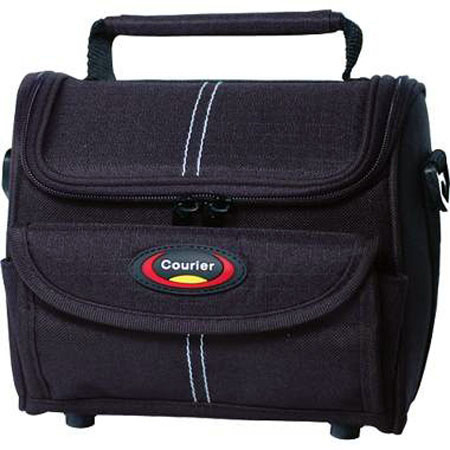 Courier CR-225 Medium Digital Camera and Accessory Carrying Case