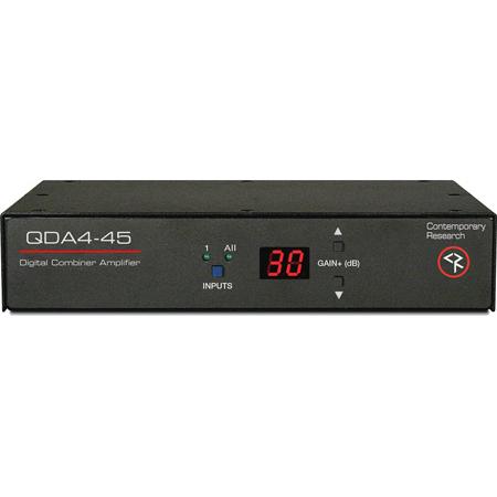 Contemporary Research QDA4-45 RF Amp/Combiner