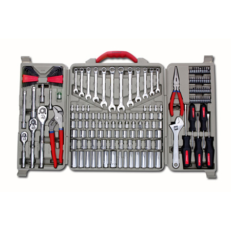 Crescent 170 Piece Mechanics Tool Set