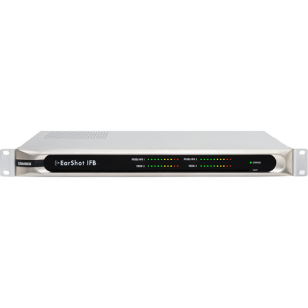 Comrex EARSHOT IFB VoIP-Based Auto Coupler for IFB or Listen Lines