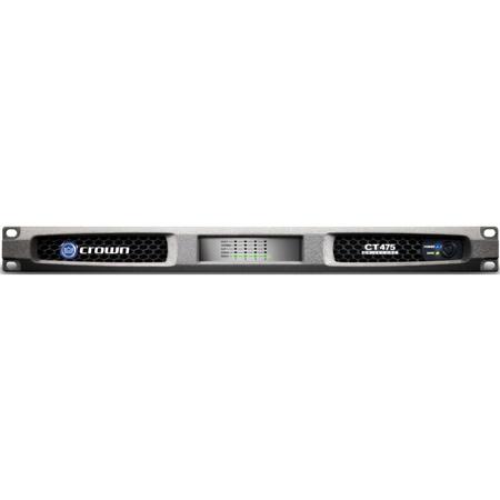 Crown CT475 ComTech DriveCore 4-Channel - 75W/4 Ohms Power Amplifer