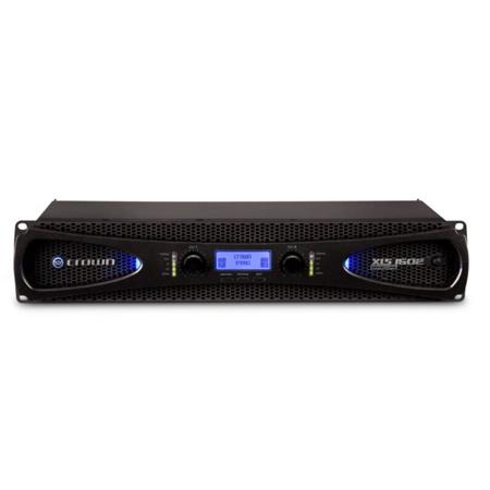 Crown XLS-1502 Two-channel 525W @ 4 Ohm Power Amplifier