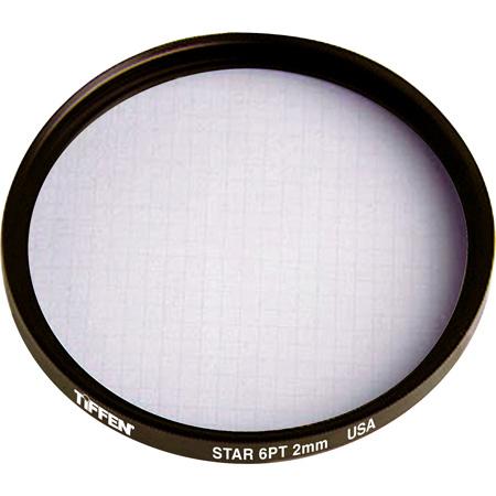 Tiffen 62mm Star Effects 6 Point