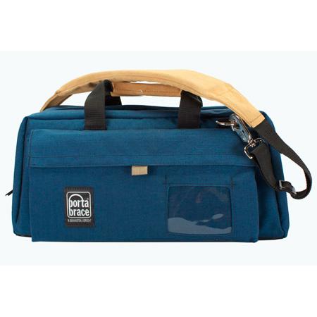 PortaBrace CS-DC3U Digital Camera Carrying Case - Medium (Blue)