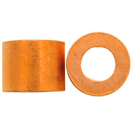 Fehr Brothers CST187X100 3/16 Inch Copper Stops - 100 Pack
