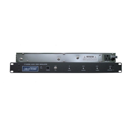 Cabletronix SAW860-CH100 SAW Filtered Modulator Channel 100