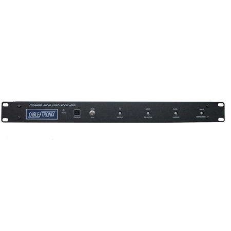 Cabletronix SAW860-CH2 SAW Filtered Modulator Channel 2