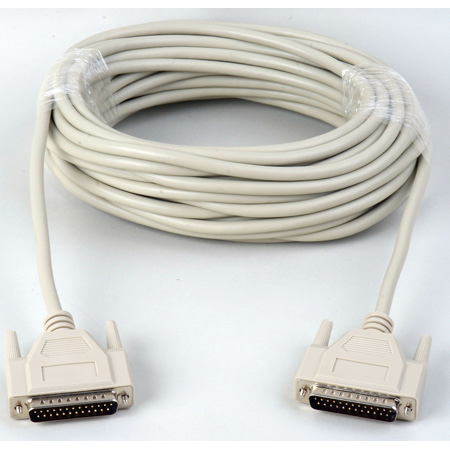 50ft DB25 M/M Cable