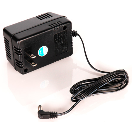 Connectronics Switching Adapter Power Supply 100-240V 50/60Hz AC to 12V 1 Amp (1200 mA) DC