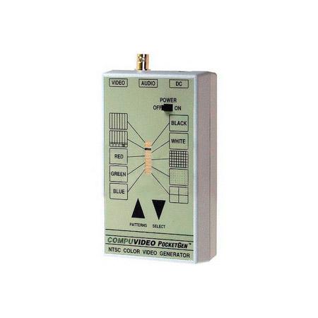 Generator: Black CV Y/C Handheld/Rack AC/DC/Batt