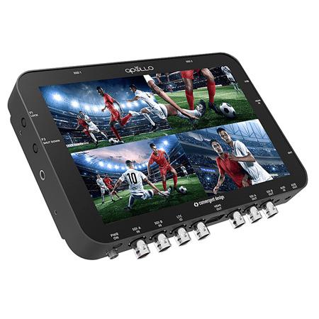 Convergent Design Apollo Multi-Stream Monitor/Recorder/Switcher