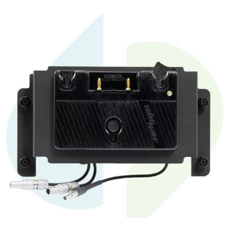 Convergent Design CD-OD-BOLT-ABPLATE Anton Bauer Teradek Battery Plate Kit for Odyssey 7 & 7Q