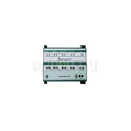 Channel Vision Technology P-0328 Affinity 3x8 Digital Cable Combiner