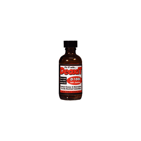 CAIG Products DeoxI®T D100L Liquid 100 Percent Solution 59 ml