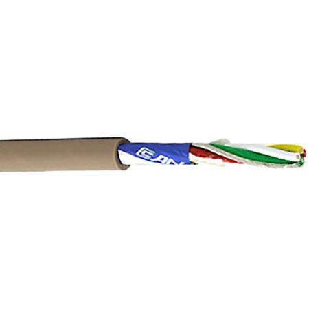 Canare D403-AT - Midi Cable - Sepia Jacket - per ft