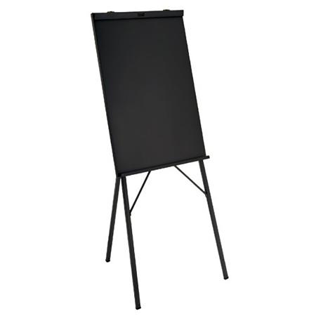Da-Lite 43128 A502 Paper Pad Easel Black