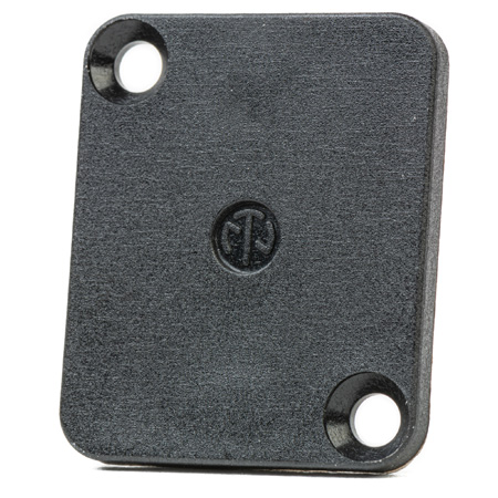 Neutrik DBA-PRE D-Series Blank Plate - 10 Pack