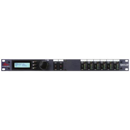 DBX ZonePro 1260 Digital Zone Processor