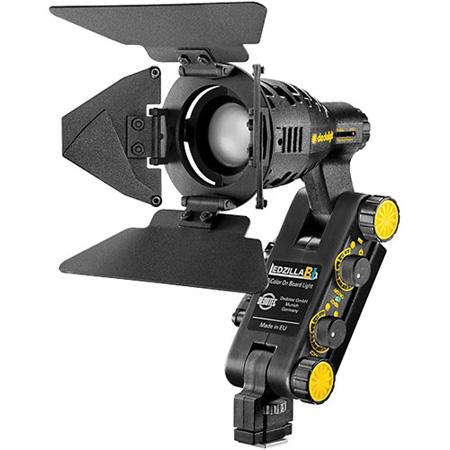 Dedolight DLOBML2-BI-SH Ledzilla Mini LED Bi-Color On-Camera Light