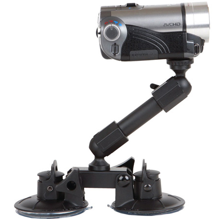 Delkin DDMOUNT-SUCTION Fat Gecko DSLR & Video Camera Mount