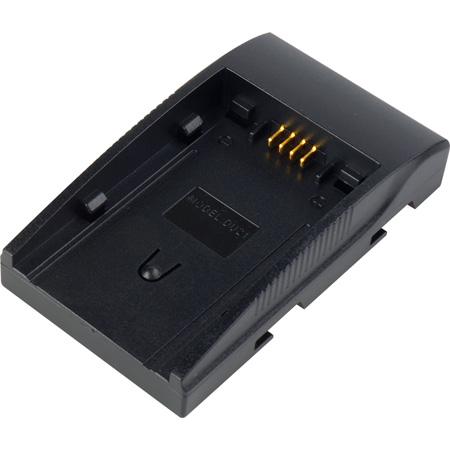 Delvcam DU21 Panasonic Battery Plate for DSLR-7L Monitors
