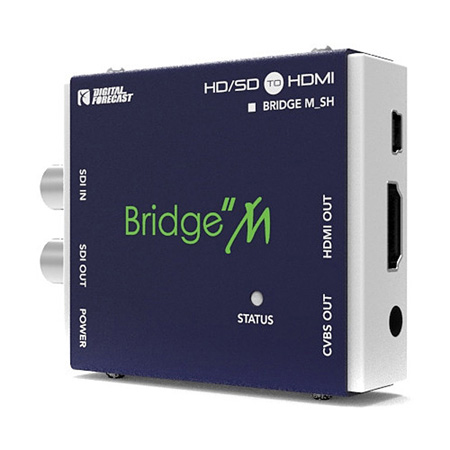 Digital Forecast M-SH SDI to HDMI Converter with Scaler