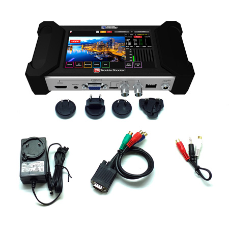Digital Forecast Bridge X-TS V3 Video and Audio Troubleshooter and Cross Converter
