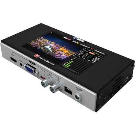 Digital Forecast Bridge X-TS Troubleshooter Multi Platform A/V Signal Converter - SDI/HDMI/VGA/RGB/AES Analyzer