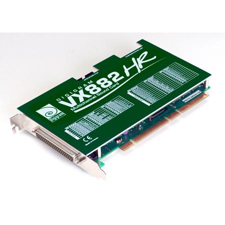 Digigram VX882HR PCI Audio Card