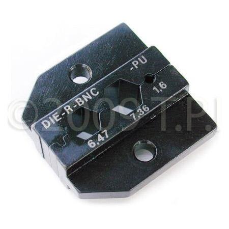 Neutrik DIE-R-BNC-PU Die for NBNC75BTU11 Rear Twist BNC HX-R-BNC Tool