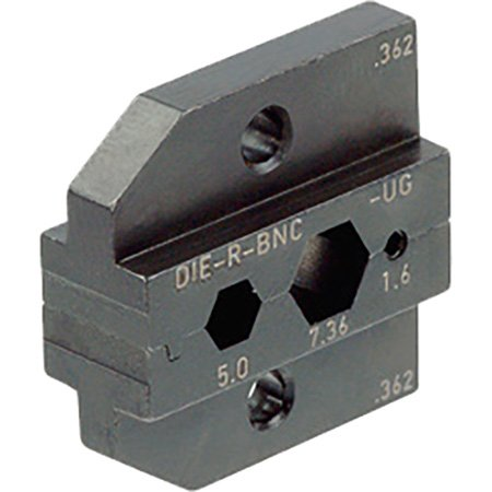 Neutrik DIE-R-BNC-UG Die for HX-R-BNC Crimp Tool with Hex Crimp