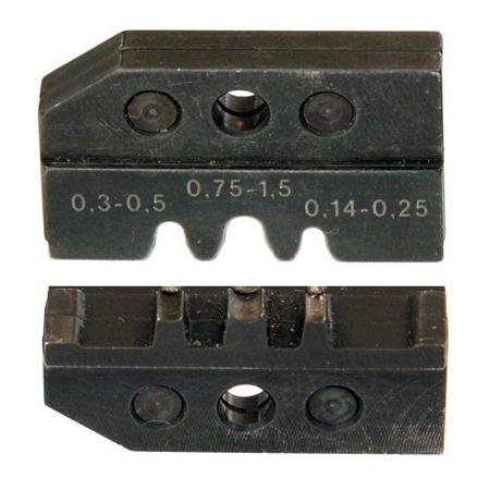 Neutrik DIE-R-HA-1 Crimp Tool Die for XX-HA XLR Connectors and HX-R-BNC Crimper