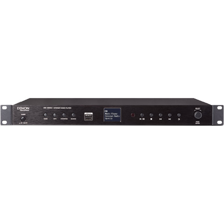Denon DN-350UI Internet Radio/USB/FM Tuner Audio Player